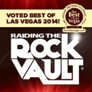 Raiding The Rock Vault - Voted Best Las Vegas show 2014
